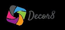 Decor8-Logo
